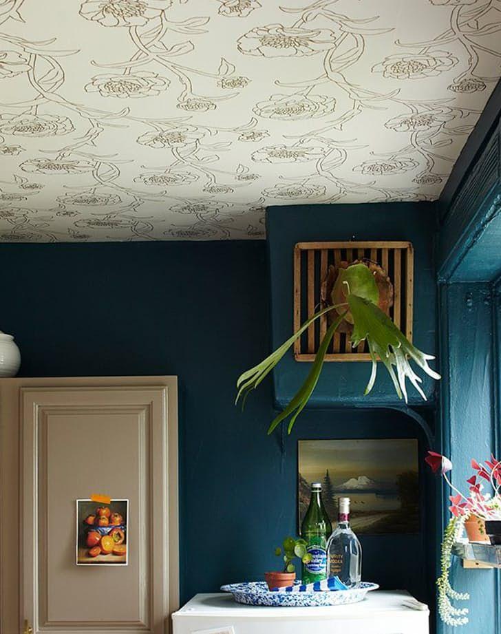14 Brilliant Places to Put Removable Wallpaper