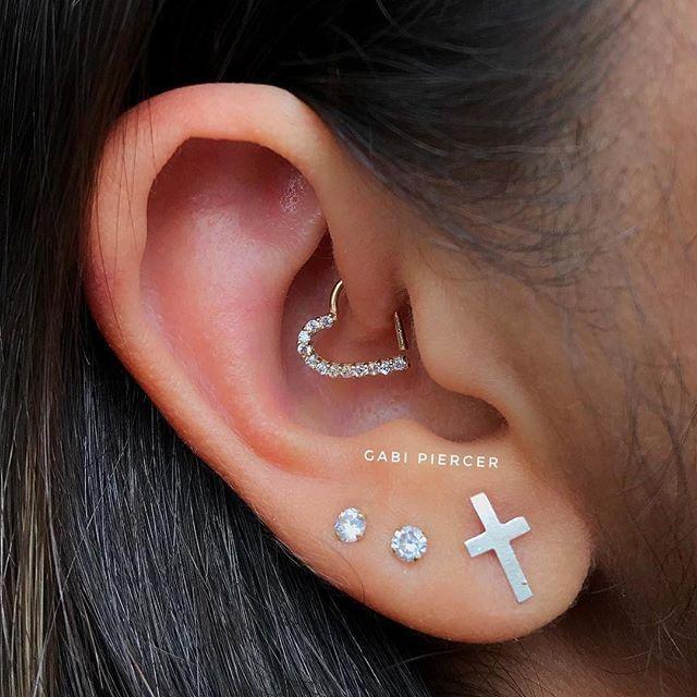 """Finden Sie es: Piercings l Schmuck auf Instagram: """"Professional: @ gabi.piercer …"""