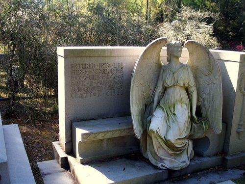 Oakdale Cemetery Wilmington NC