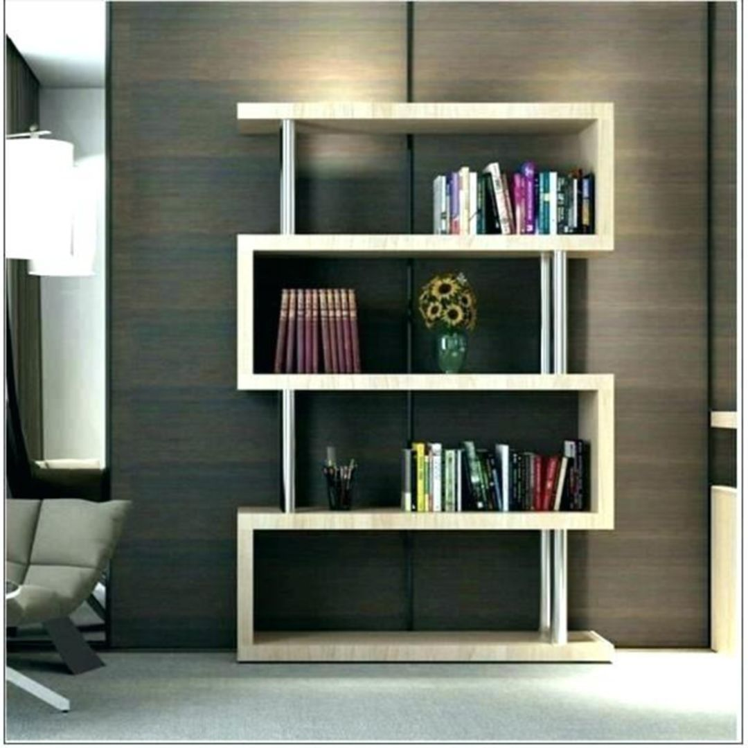 15 Fabulous Rack Designs To Make Your House Neatly Arranged Book Rack Design Rack Design Book Racks
