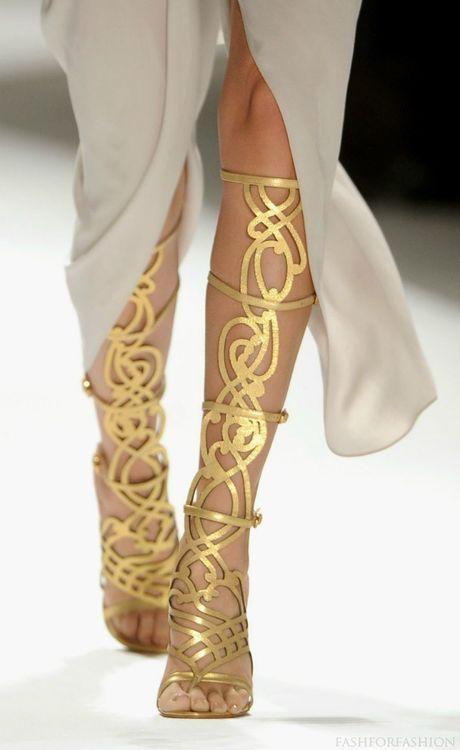 Greek goddess shoes! (ok 98518b806cc7