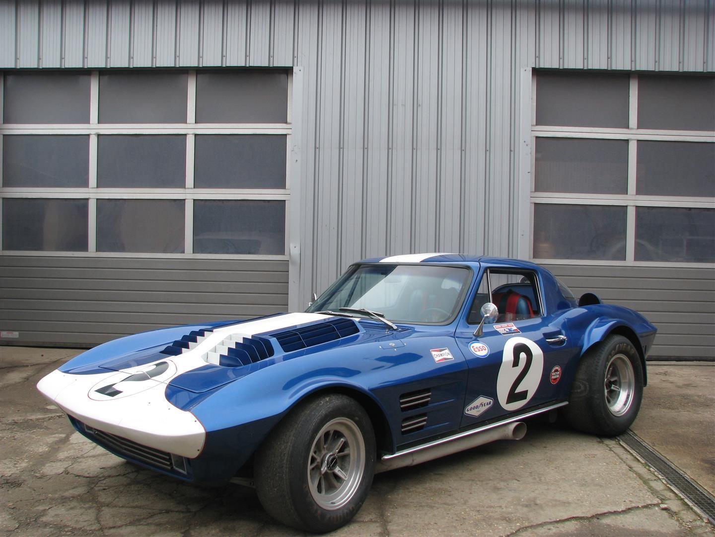 1963 Chevrolet Corvette Grand Sport Replica Corvette Grand Sport Chevrolet Corvette Corvette