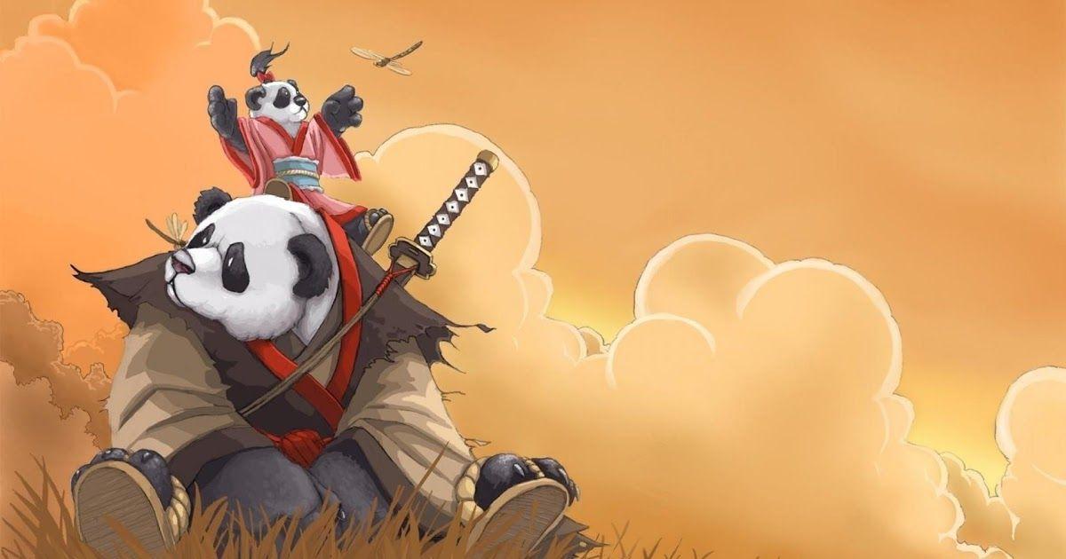 Pin On Arty Panda cartoon wallpaper hd download