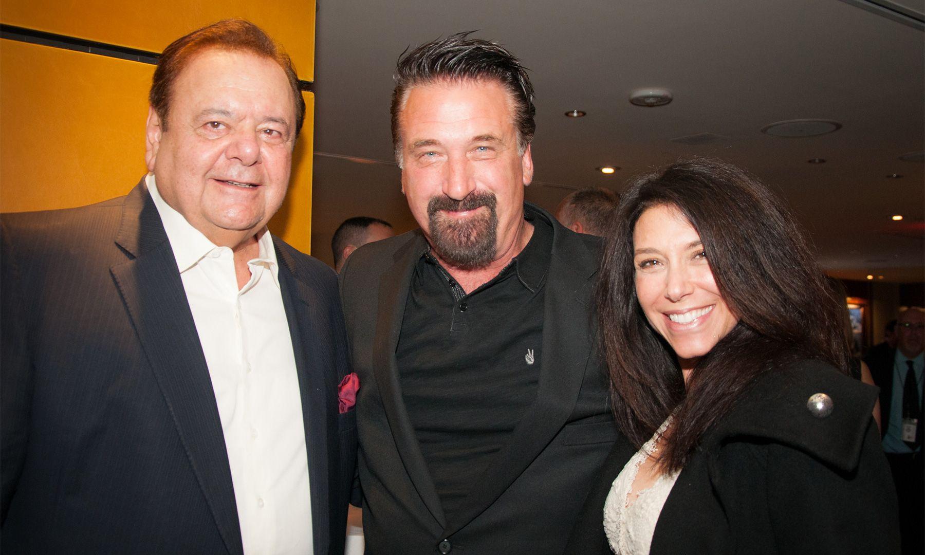 Pictures Inside Paul Sorvino S 76th Birthday Celebration At Nyy Steak In New York City Dujour Paul Sorvino Chris Noth Celebrities