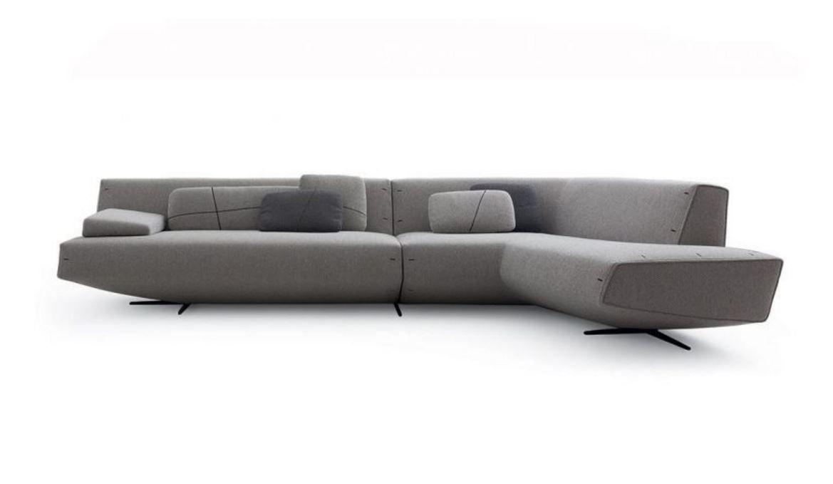 poliform s sydney sofa wins interior design best of year award rh pinterest com