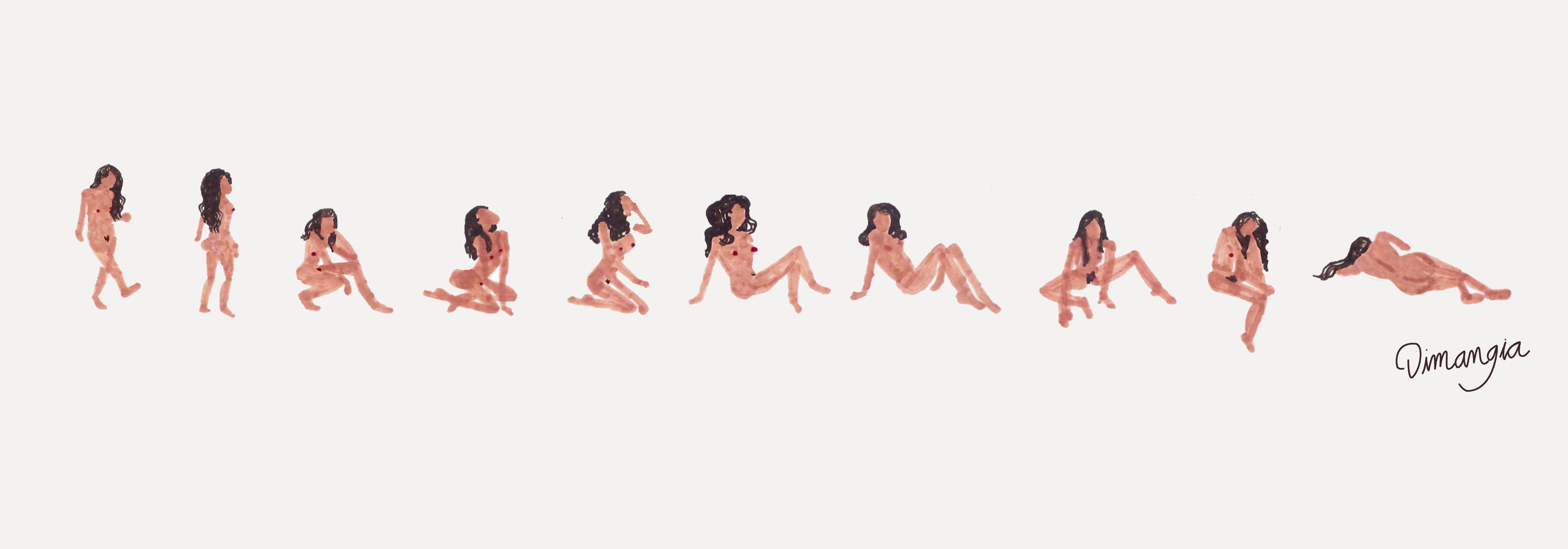 El recorrido a nosotras mismas       #illustration #illustracion #ilustracion #dibujo #drawing #drawoftheday #draw #sketch #design #graphic #graphicdesign #art #arte #designer #instaart #instaartist #instart #love #amor #live #feminismo #feminism #woman #mujer #love #sororidad #girlpower #mujeres #dimangia