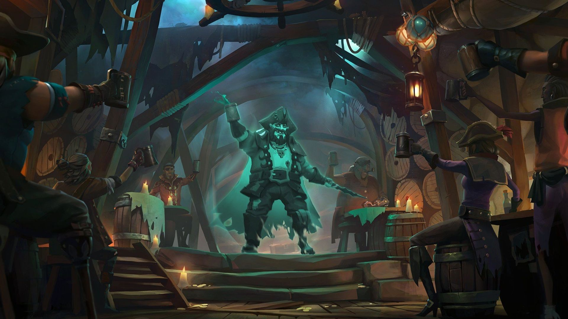 Image result for sea of thieves tavern Sea of thieves