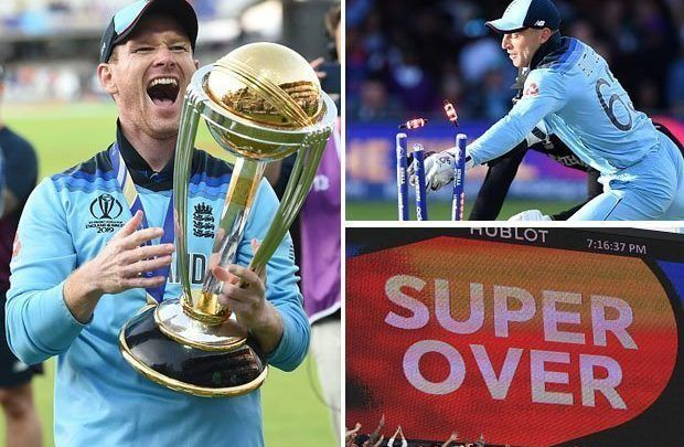 England Win Cricket World Cup After Super Over Drama Against New Zealand 2019 Cricket World Cup World Cup Super