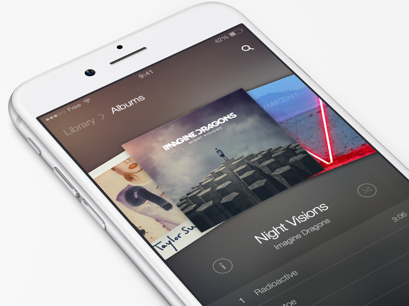 Music App Music App App Template