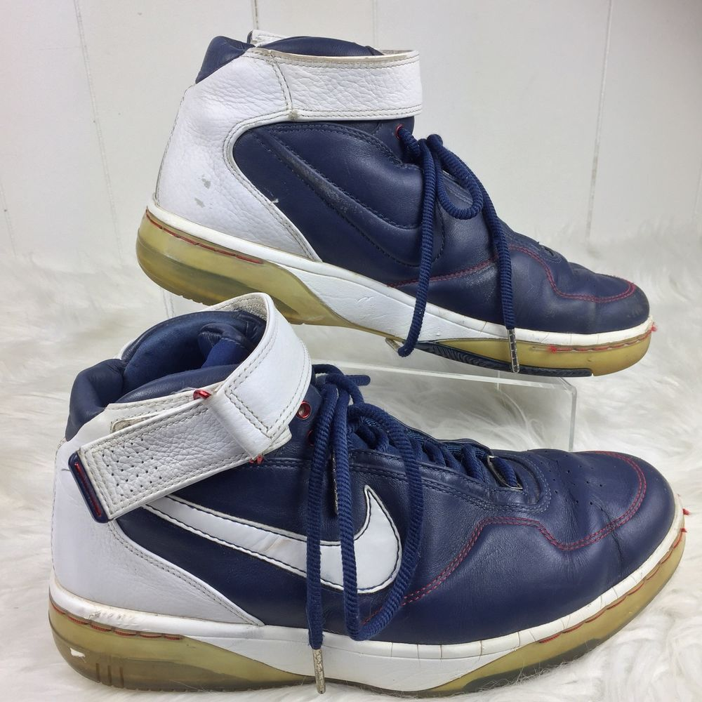 92dfac70380d Vintage Nike Air Force 25 (2007) 315015-413 Mens Basketball Sneakers Sz 10   fashion  clothing  shoes  accessories  mensshoes  athleticshoes (ebay link)