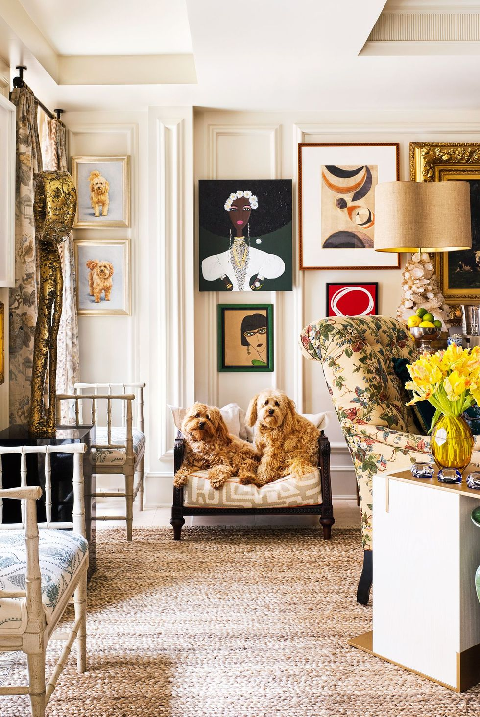 These 50 Designer Living Rooms Are Absolute Goals