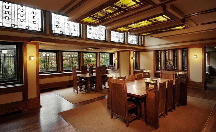 1 bedroom apartments for rent in rochester ny%0A frank lloyd wright home and studio interior  Google Search