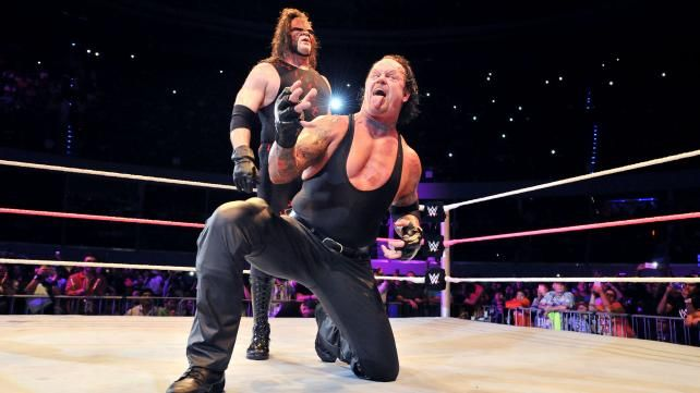 Kane And Undertaker Brothers