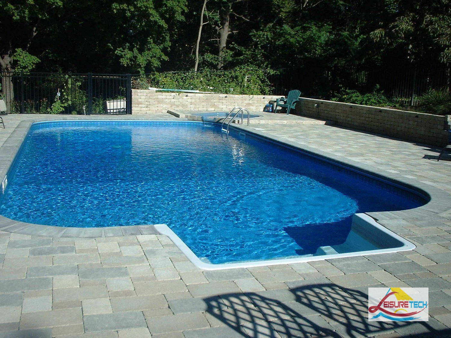 In ground pools installation legacy edition pools pool for Swimming pool design xls