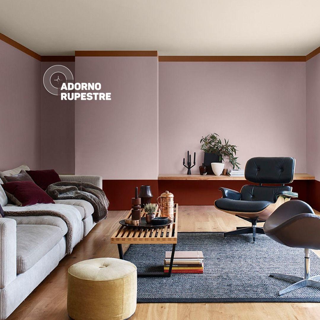 Madeira e a cor de 2018, Adorno Rupestre, são a combinação perfeita ...