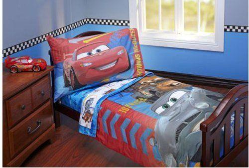 disney cars secret mission 4 piece toddler bedding set by disney rh pinterest com