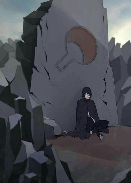 Sasuke Uchiha Adulto Naruto Naruto More Like Sasuke