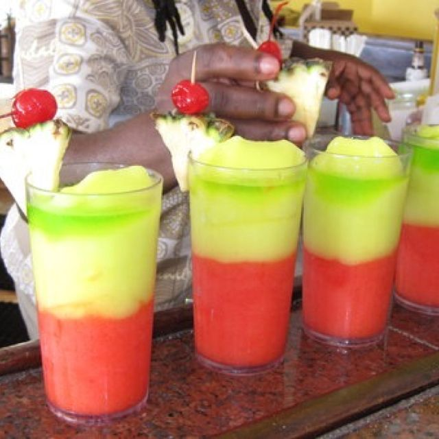 Reggae Drinking... Now This We Can Do! Reggae-Jamaica
