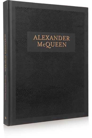 Alexander Mcqueen Edited By Claire Wil 352 Page Hardcover Book Published 2017 Publisher Victoria And Albert Publishing Isbn 978 1 8517 7859 Made In