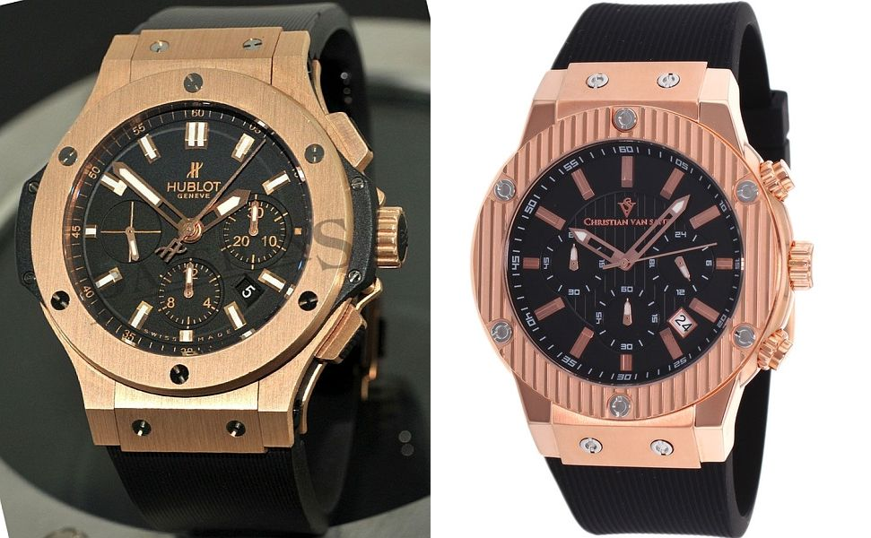 Rolex Submariner Vs Hublot Big Bang