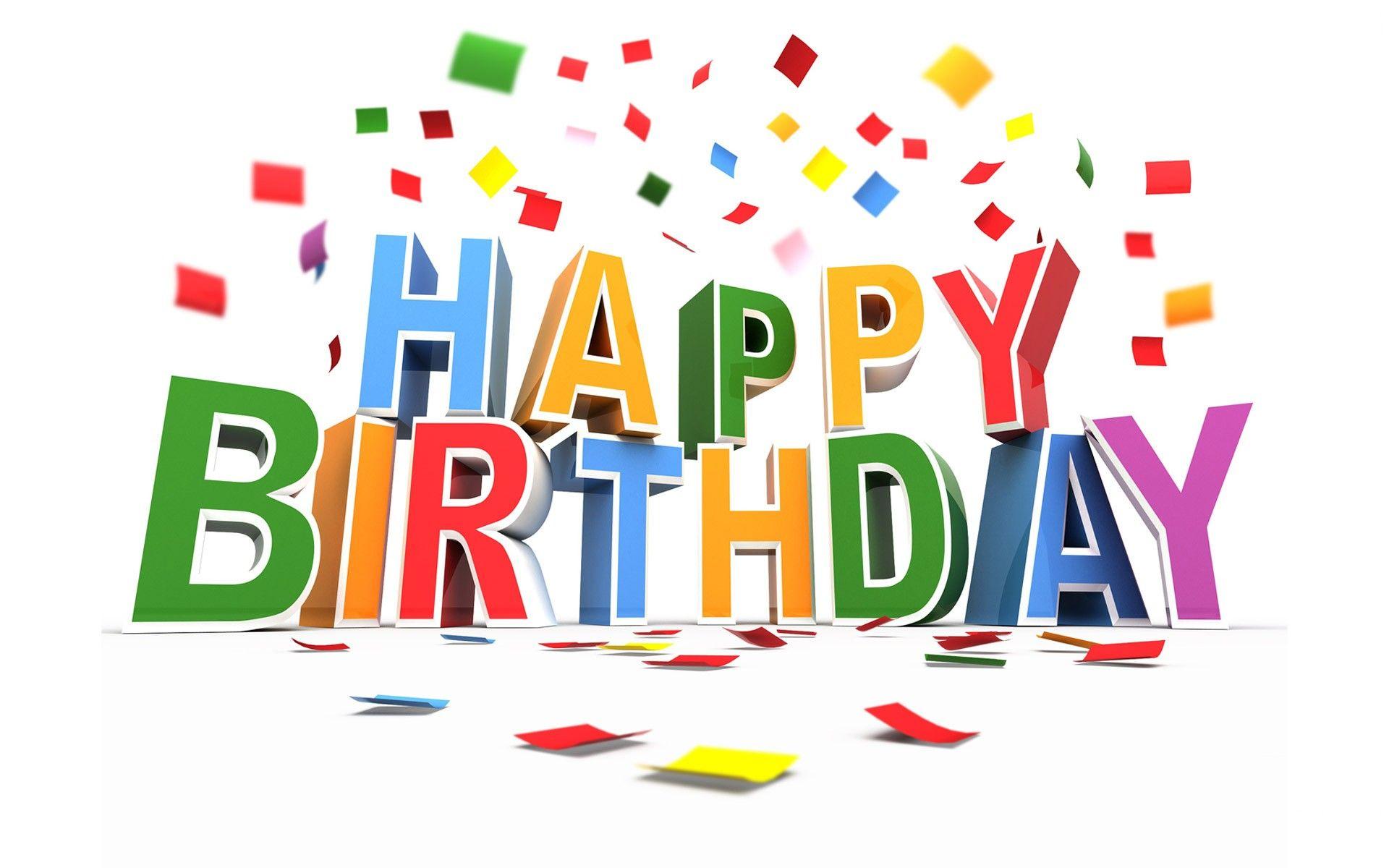 Birthday Wishes 3d Wallpaper Jpg 1920 1200