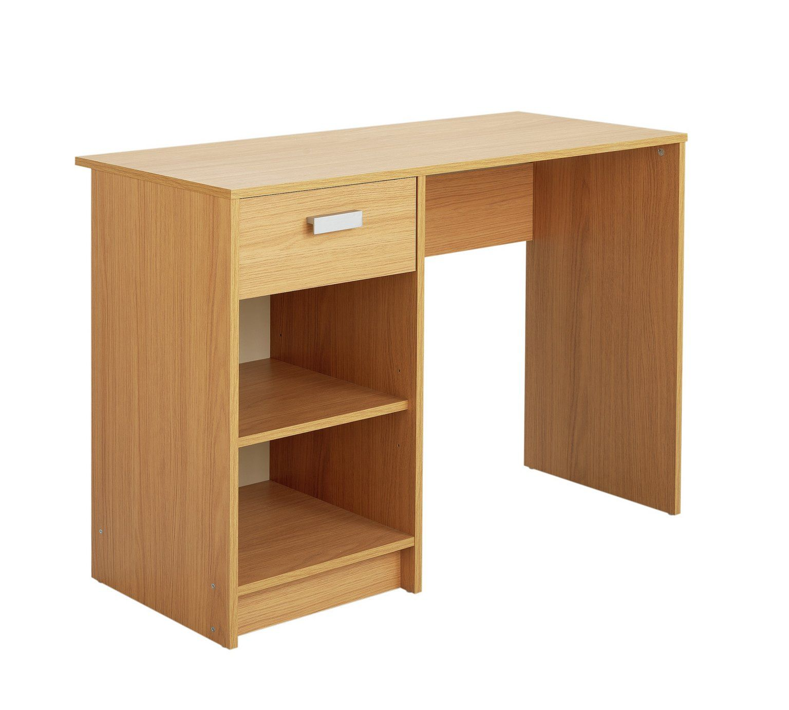 Buy HOME Chadwick Desk Oak Effect at Argos.co.uk Your