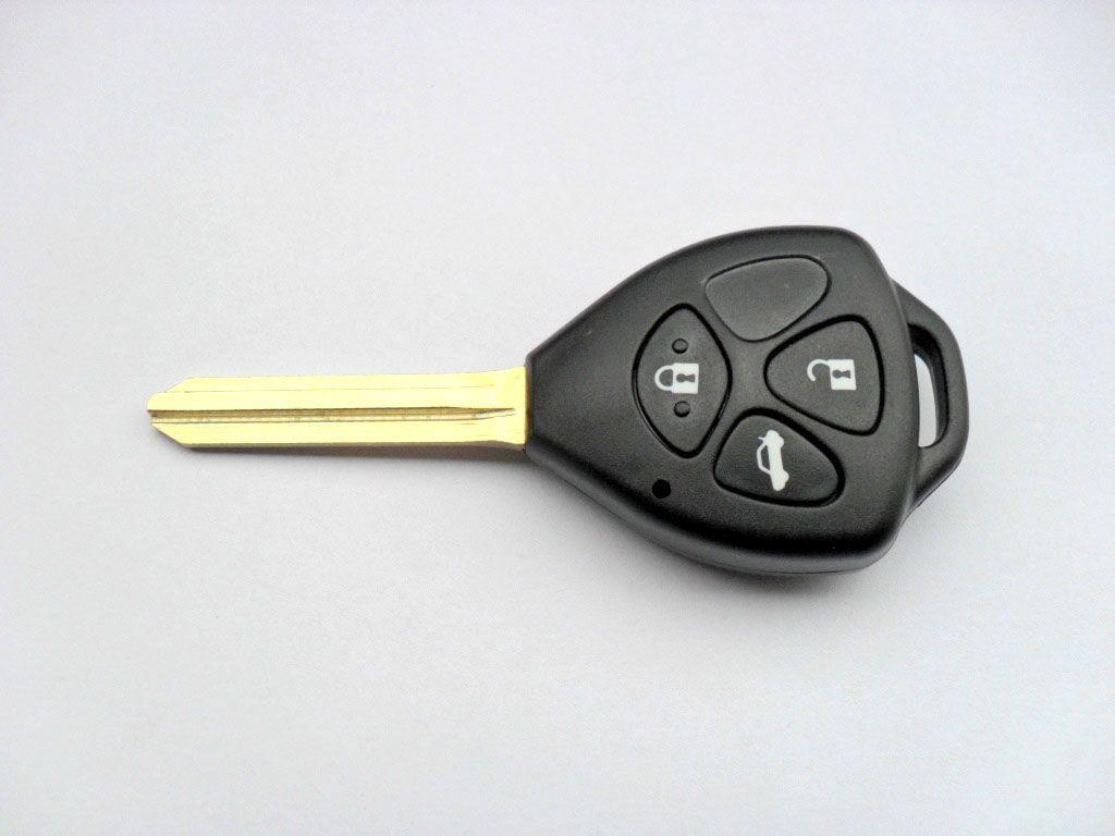 car key Auto Key for Toyota