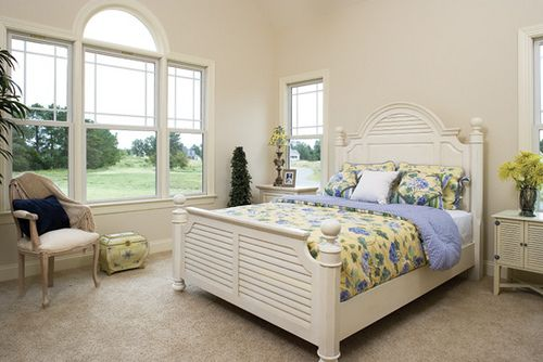 This master suite has soft finishes that make it a relaxing retreat. The Dayton - Plan 1008. http://www.dongardner.com/plan_details.aspx?pid=2694. #Master #Suite #FloorPlan