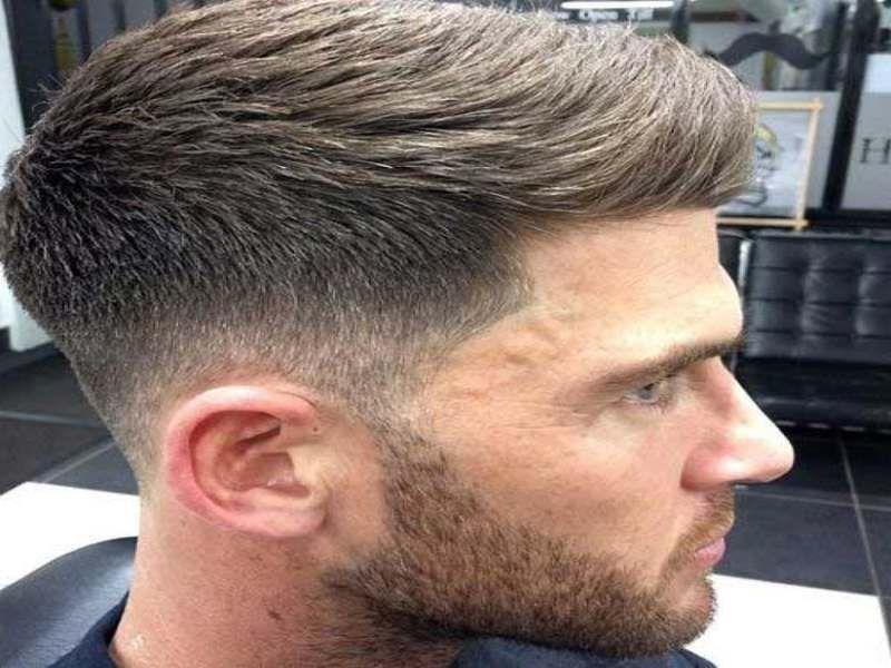 Cool Good Fades Haircuts Check More At Https Hairstylesformen Club Good Fades Haircuts Gaya Rambut Potongan Rambut Pria Gaya Rambut Pria
