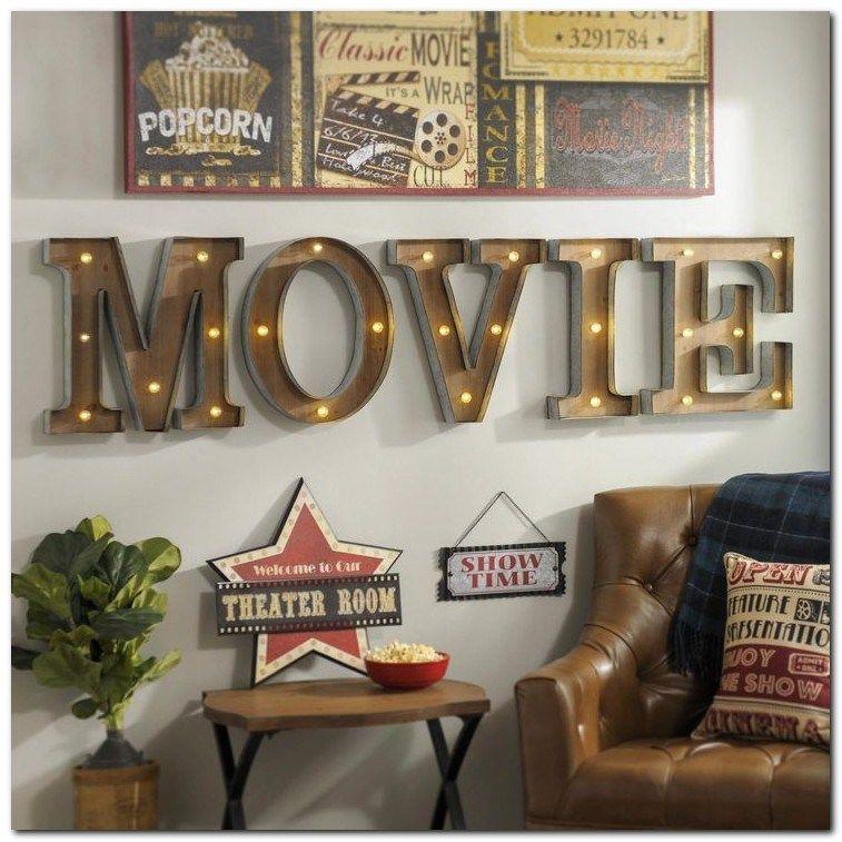 50 Tiny Movie Room Decor Ideas The Urban Interior Media Room Decor Theater Room Decor Movie Room Decor