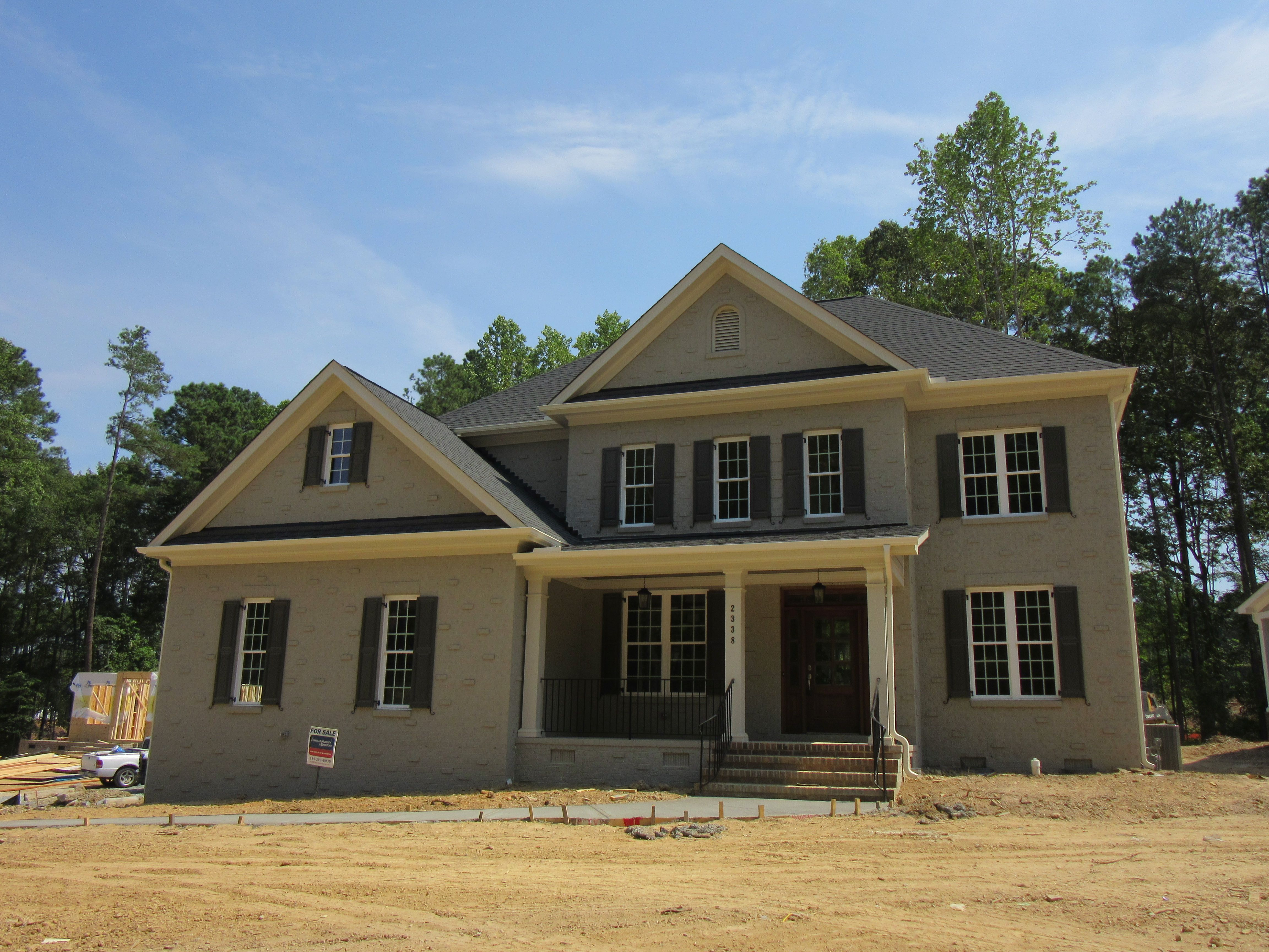 l and l of raleigh built this coming soon home in bella casa apex rh pinterest com