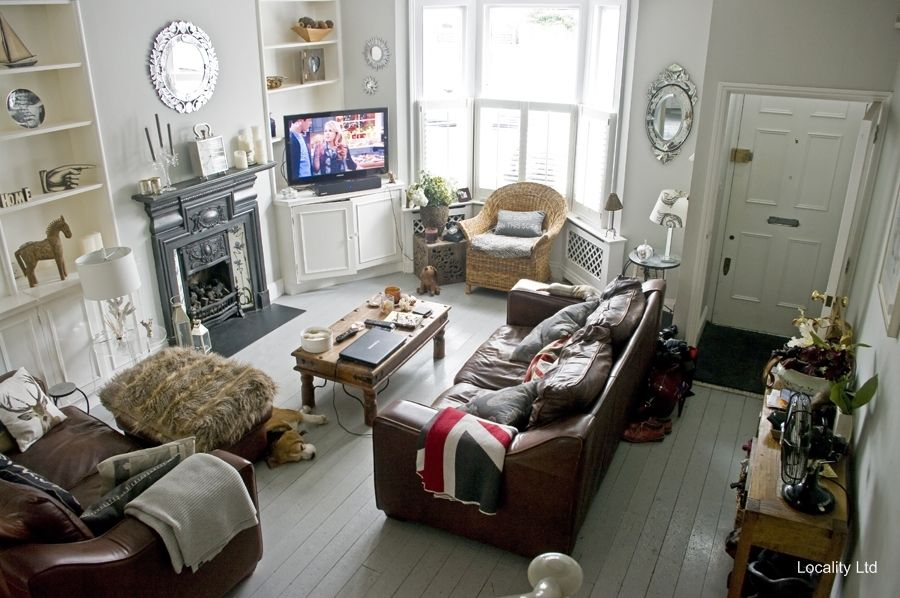 Family home - Urban - Suburban - Hammersmith  Fulham - Photo Shoot