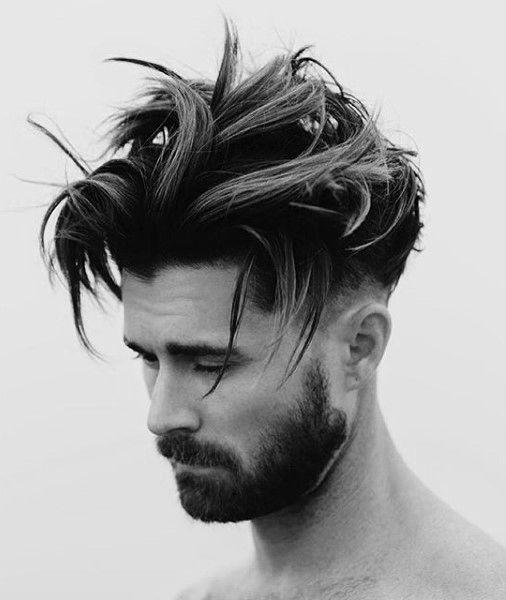 Top 100 Best Medium Haircuts For Men Most Versatile Length Men Hair Color Medium Hair Styles Long Hair Styles Men