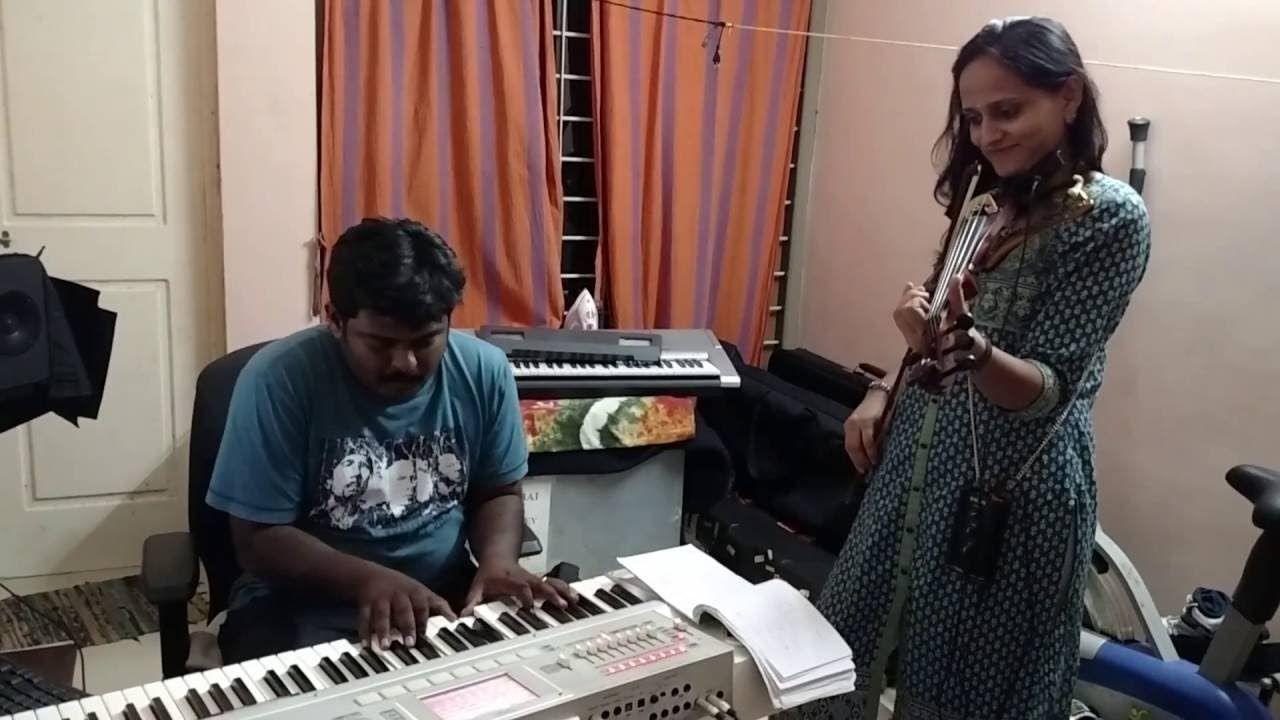 Innum Konjam Naeram Instrumental Roopa Revathi Violin Music Beautiful Songs Violin