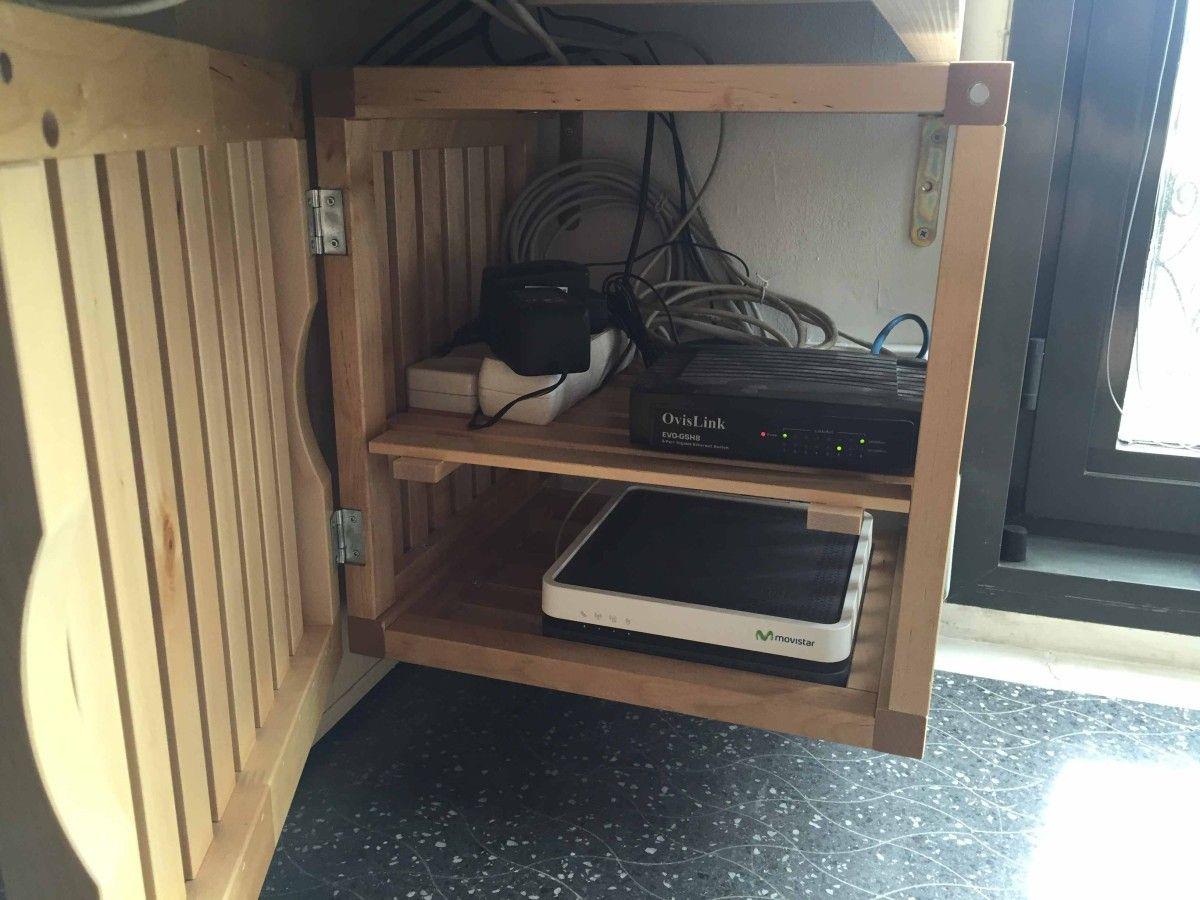 small wood server closet office hobby room ikea hackers hobby kits rh pinterest co uk