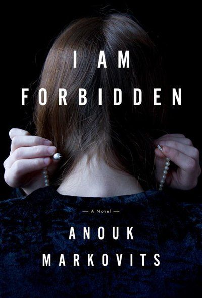 I Am Forbidden. Penny is currently reading, and it's hard to put down so far