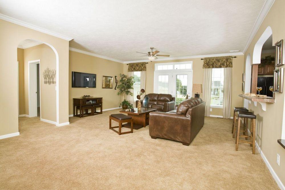 Room A large open floor plan
