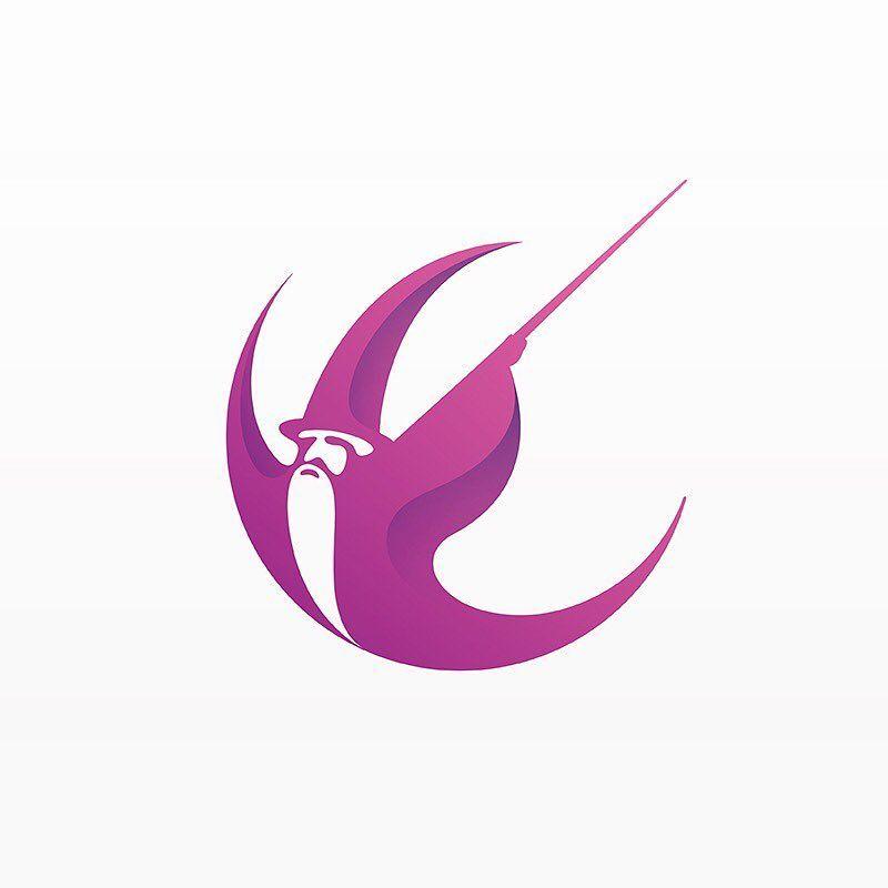 Wizard Logo Wizard Logo Logo Logo Inspiration