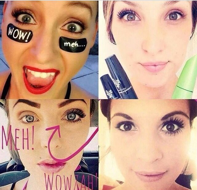 Younique 3d mascara selfies!! Get your magic mascara here www.bigamazinglashes.com
