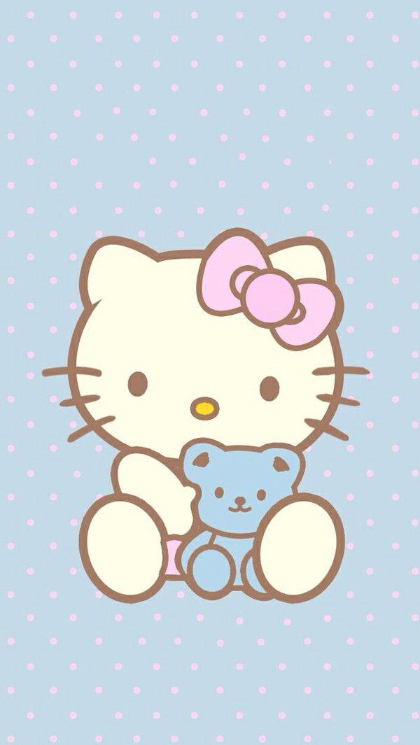 hello kitty... y no es un gato sino una caricatura de una niña inglesa.. esto es tan extrano.. pero igual me encanta..
