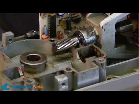How to Fix a KitchenAid Pro 600 Mixer | The How to - Self ...