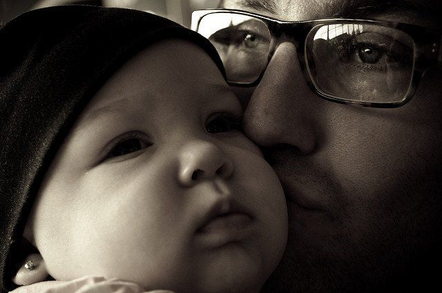 Lifting Fathers During The Early Years Of Parenting