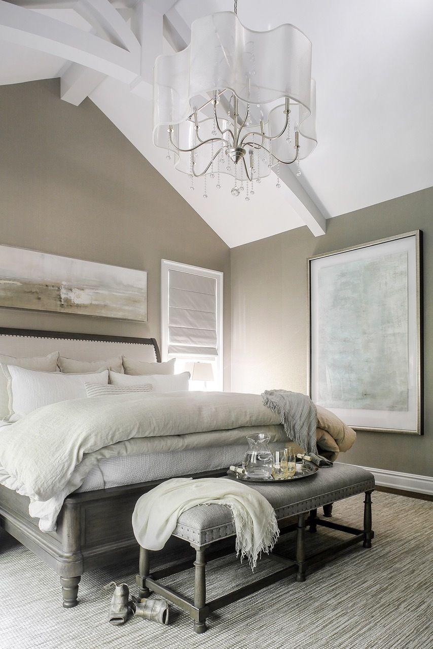 Spa Master Bedroom Retreat by Karen B