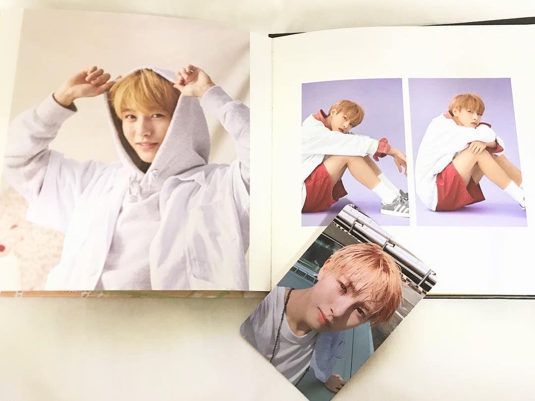 Renjun Nct Dream Kpop Album