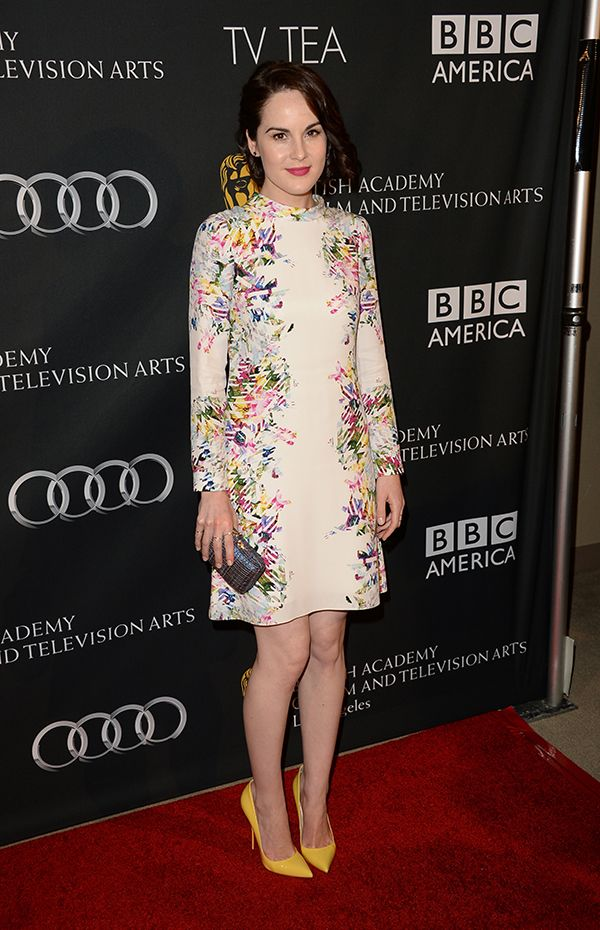 Michelle Dockery Is Quite the Sophisticate Style Star—Study Her 12 Best Looks!
