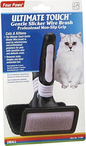 four paws magic coat gentle slicker wire brush for cats see this rh pinterest com