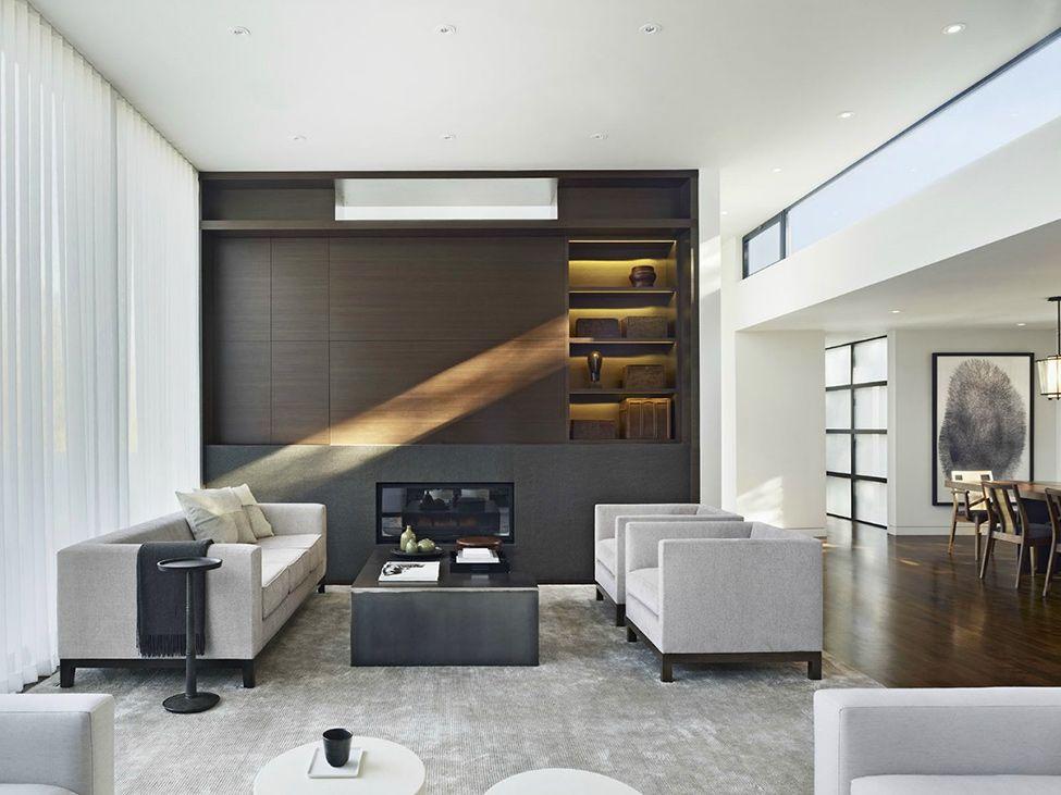 Residence hillsborough 8 modern home design with a little extra hillsborough ii residence by mak studio design room design interior design