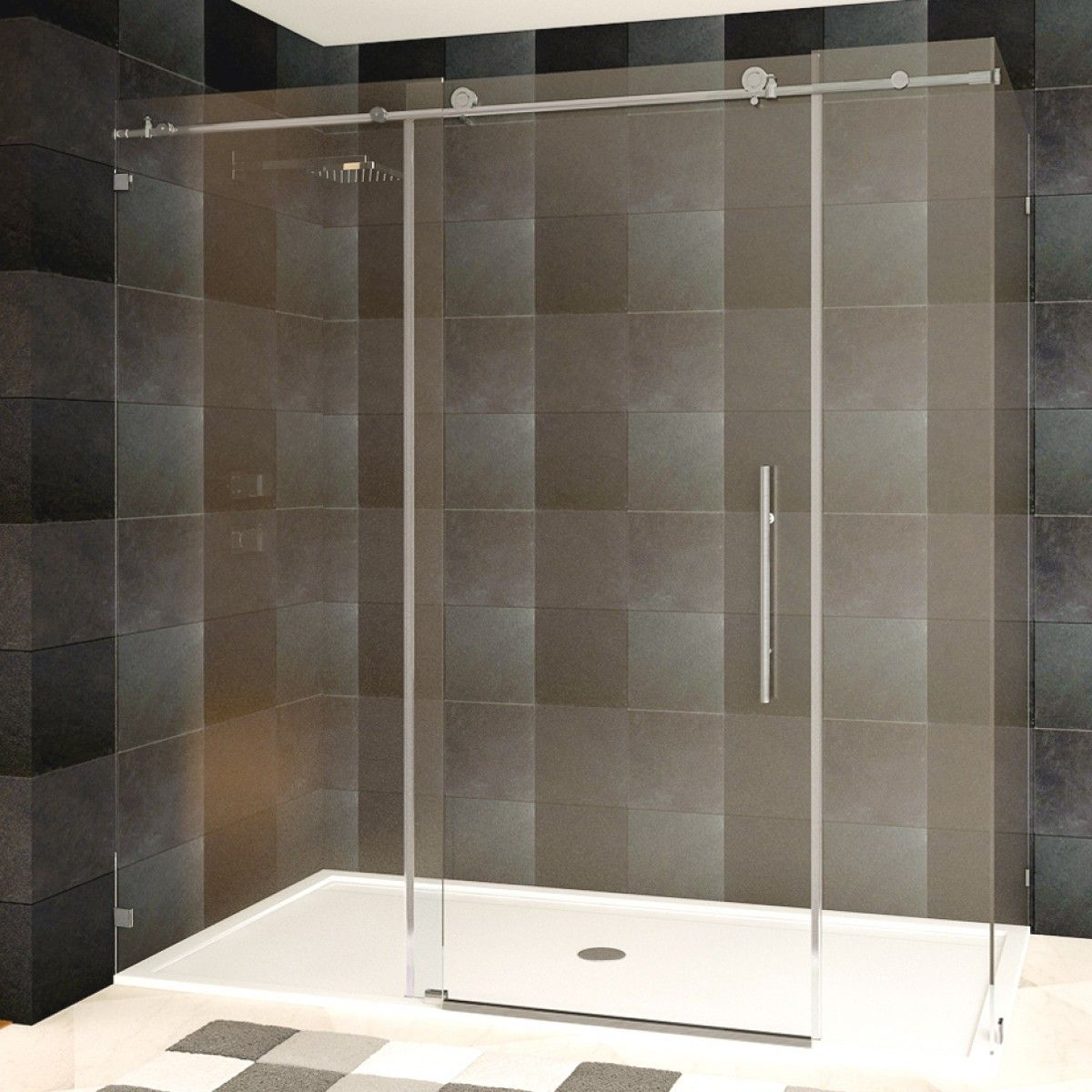 Ultra C 72 x 76 x 345 Shower