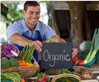 Many organic and natural markets thrive in USA.