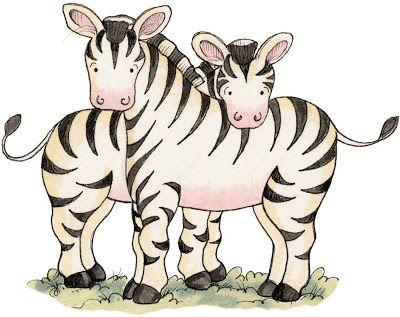 Láminas y láminas: Animales en estilo country / Animals in country style
